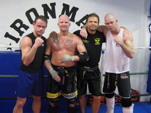 Thai/kickboxning